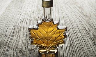 Na javorový likér z Prádla se ingredience dováží přes oceán. I tak se exportuje zpět do Kanady