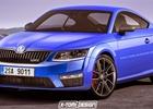 Škoda chystá sportovní elektromobil odkazující na slavný model 110 R