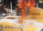 Video: Nehasit! Hořím dobrovolně! Aneb jezdec v plamenech