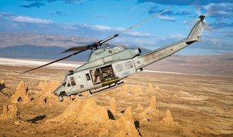 Ministerstvo zahraničí USA souhlasí s prodejem vrtulníků české armádě