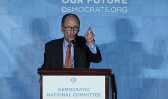 Demokraté zvolili do čela bývalého ministra Pereze