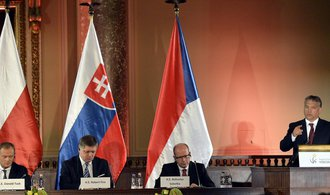 Premiéři visegrádské čtyřky mají jasno: Chceme spořádaný brexit a přístup na britský trh