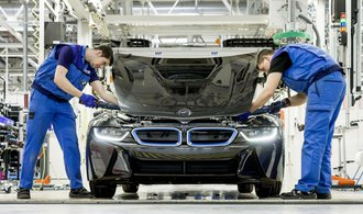 Washingtonu vadí německý obchodní přebytek, tlačí na jeho snížení