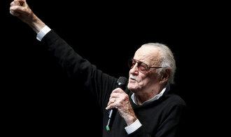 Zemřel Stan Lee, legendární tvůrce amerických komiksových hrdinů