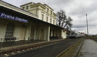 Správce železnic neuspěl, developer nechce zrušit smlouvu o koupi pozemků u dejvického nádraží