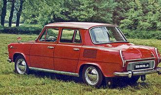 Slavná socialistická auta zrají jako víno. Přečtěte si, kolik dnes stojí