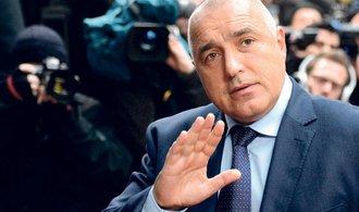 Borisov může získat bulharské premiérské křeslo. Potřetí