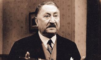 Legendární herec Jaroslav Marvan by oslavil 115. narozeniny. Podívejte se na jeho slavné okamžiky