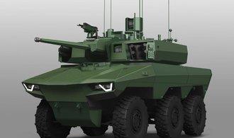 OBRAZEM: Průzkumník i ničitel tanků. EBRC Jaguar má být postrachem nepřítele na bitevním poli