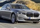 Facelift BMW řady 7: Za obrovskými ledvinkami leží nový motor V8