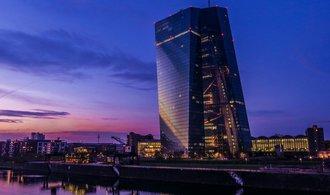 Evropská centrální banka zavře dvě problémové italské banky