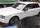 Šéf Toyoty se vozí v unikátní limuzíně. Používá luxusní Century GRMN