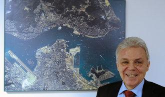 Centrálu Evropského bankovního úřadu může postavit CPI miliardáře Vítka, říká vládní zmocněnec