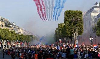 Bilance: Svátek fotbalu v Rusku vyhrály sázkovky, FIFA, a Francie
