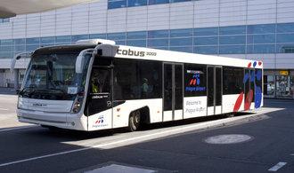 Letiště Praha nakoupí až 20 autobusů Cobus 3000