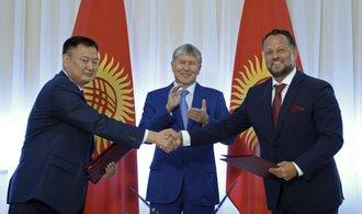 Kyrgyzský prezident se postavil za investory z Liglassu, Češi vyplatí ruskou společnost