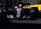 Kvalifikaci v Ázerbájdžánu vyhrál Hamilton, Ferrari ztratilo sekundu