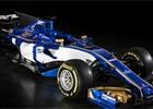 Sauber ukázal vůz pro sezónu 2017