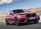 BMW oficiálně představuje M5. Poprvé v historii jako čtyřkolku