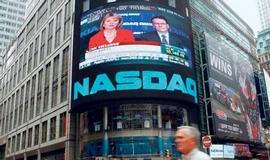 Index technologického koncernu Nasdaq dosáhl rekordní výše