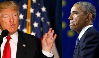 Trump nařídil ministerstvům zřízení speciálních týmů - na zrušení Obamových regulací