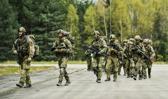 Senát schválil vojenskou misi do Pobaltí, armáda má do oblasti poslat téměř 300 vojáků