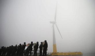 Větrné elektrárny netáhnou, přestávají být stabilním zdrojem zisků