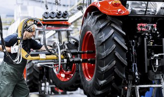 Zetor propustí skoro polovinu zaměstnanců kvůli ekonomickým potížím