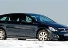 Test ojetiny: Mercedes třídy R je komfortní. Servis ale stojí desetitisíce.