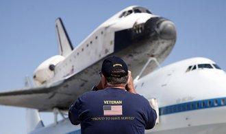 Trump plánuje posílit americký vesmírný program. Pentagon vytvoří sekci vesmírných sil