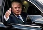 Donald Trump konečně nebude jezdit v ojeté limuzíně. Nová je už hotová