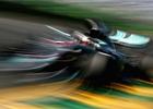 Také ve druhém tréninku na GP Austrálie 2018 byl nejrychlejší Hamilton