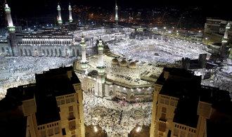 Saúdové ubránili Mekku před teroristickým útokem