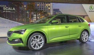 Škoda Scala zná svou cenu, automobilka chce letos v Česku dosáhnout 10 tisíc objednávek