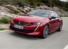 Nový Peugeot 508 přijíždí na český trh. Včetně vrcholné verze GT