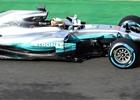 Podrobná technická analýza vozu Mercedes W08