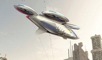 Doba létajících aut se blíží, Airbus chce do konce roku otestovat prototyp