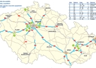 Mapa: Známe místa, kudy od ledna projedete bez známky