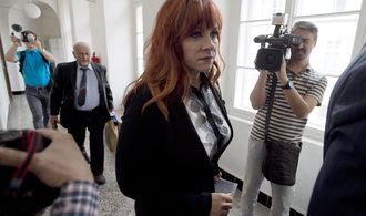 Nečasová dostala dvouletou podmínku za zneužívání zpravodajců