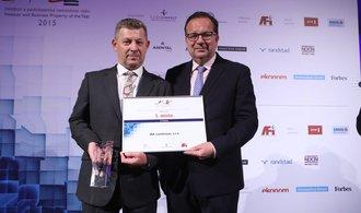 Investory roku 2015 jsou INA Lan�kroun, FNZ a Honeywell