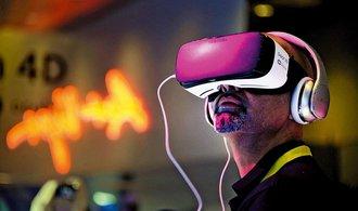 Na výzkum virtuální reality nebo kybernetiky dá stát 2,4 miliardy korun