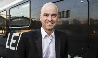 Leo Express chce v Česku zavést létající taxi. Je to svatý grál, říká šéf firmy