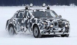 Ruský Rolls-Royce pro Putina je za dveřmi. Má vzpomenout na sovětské ZiLy