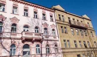 Ceny starších bytů v Praze do dubna meziročně vzrostly o jedenáct procent
