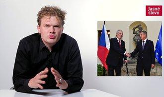 Jasné slovo Martina Čabana: Prezident bude muset u Petříčka přiznat barvu