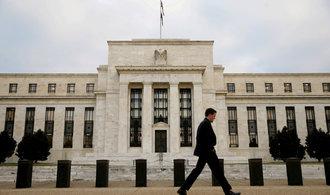 Americký Fed znovu zvýšil úrokové sazby, ekonomický výhled je pozitivní