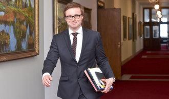 Tajemník pro evropské záležitosti Chmelař míří na ministerstvo zahraničí