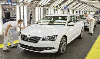 Odbory Škoda Auto: Návrh společnosti na růst mezd je nedostatečný
