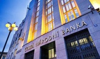 Drahé dluhopisy mohou České národní bance způsobit ztráty