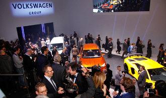 Volkswagen se stahuje z autosalonu v Paříži, výstavní akce si bude lépe vybírat